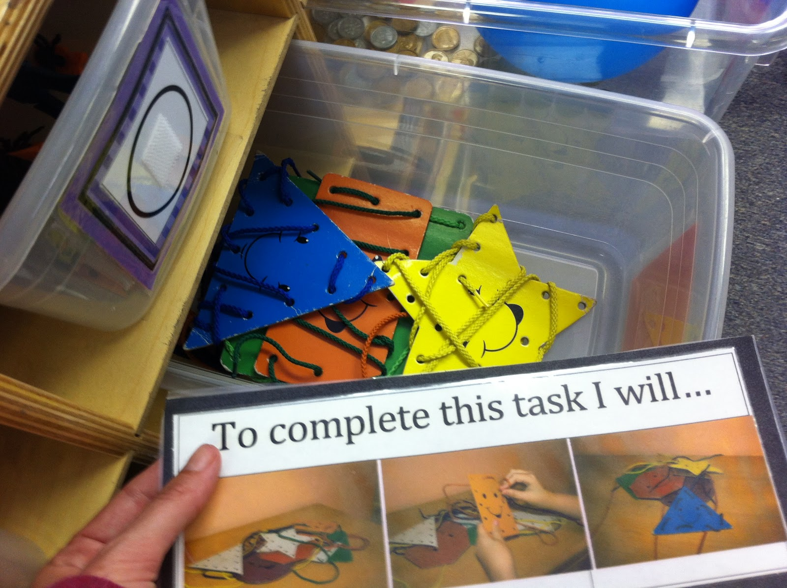 Teacch Task Boxes
