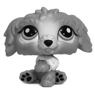 LPS Labradoodle V1 Pets