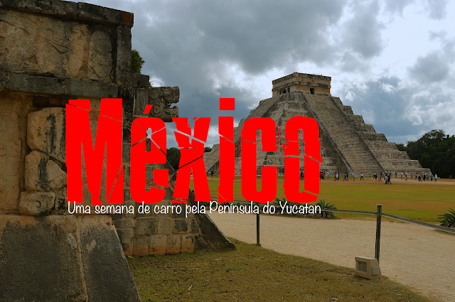 México riviera maya o que visitar