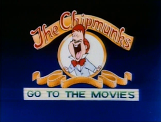 The Chipmunks go to the Movies