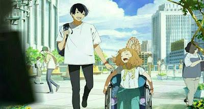 Download Anime Josee to Tora to Sakana-tachi BD Sub Indo