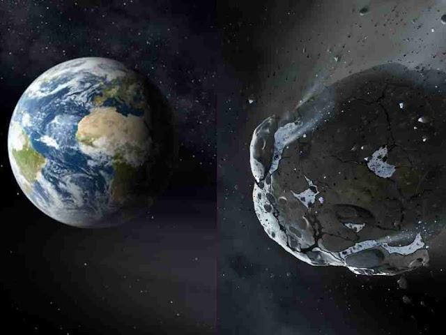 लघुग्रह काय असते व त्यांची निर्मिती कशी झाली? पृथ्वीला धोका