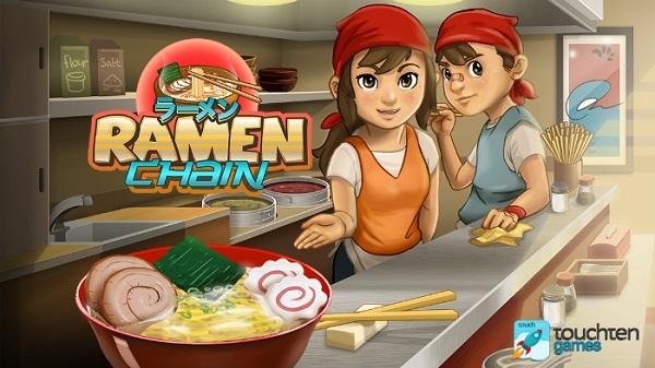 Aplikasi Ramen Chain