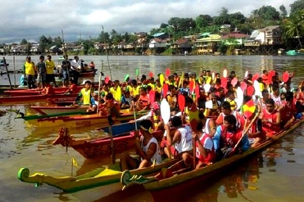 Desa Seraras akan Gelar Lomba Sampan Bidar Se Kalimantan Barat