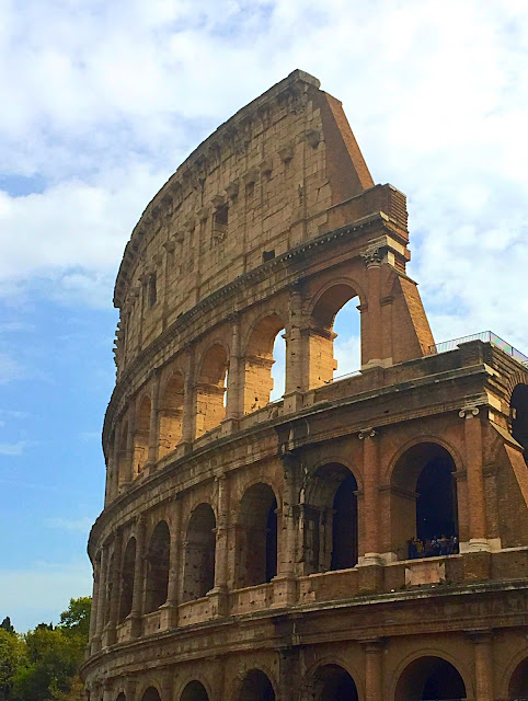 Colosseum, Rome, Italy, History, Old Buildings, Things To Do In Rome