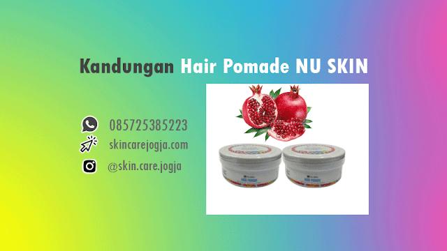 Kandungan Pomade Nu Skin
