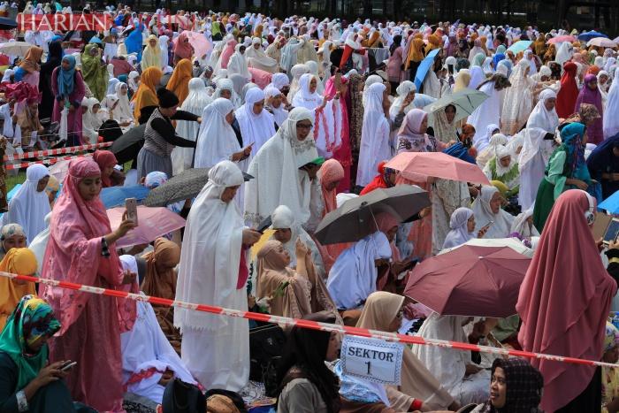 Doa Niat dan Tata Cara Sholat Idul Adha