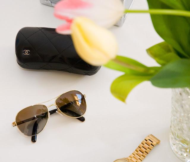 jak sprawdzić czy okulary Chanel są oryginalne?