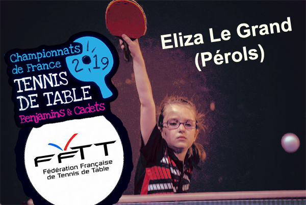 Eliza Le Grand Ping-Pong à Pérols