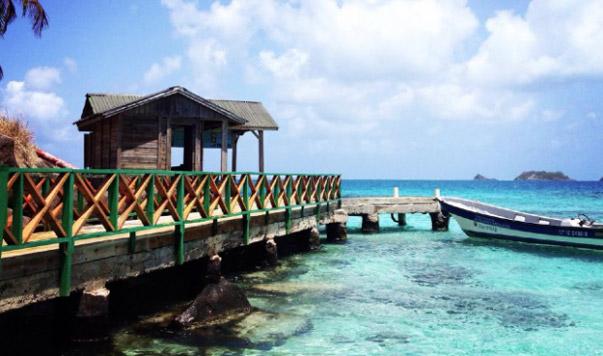 Praias, lhas, mergulhos e passeios de barco na lua de mel