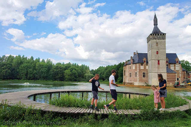 Places to see near Leuven - Horst Castle