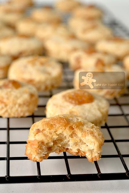 vegan gula Melaka coconut cookies dairy free