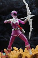 Lightning Collection Mighty Morphin 'Metallic' Pink Ranger 35