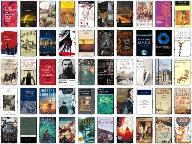 Las Lecturas De Mr. Davidmore: 50 De Las Novelas Más
