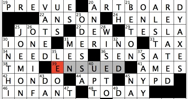 rex does the nyt crossword puzzle land 1954 kirk