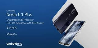 Nokia 6.1 Plus On Sale today  Launch Offers