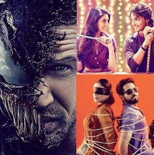 हॉलीवुड फिल्म 'वेनम' ने बॉलीवुड के इन दो फिल्मों को पछाड़ किया सबसे ज्यादा कलेक्शन ?