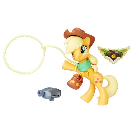 Applejack Guardians of Harmony 2017 MLP Figure