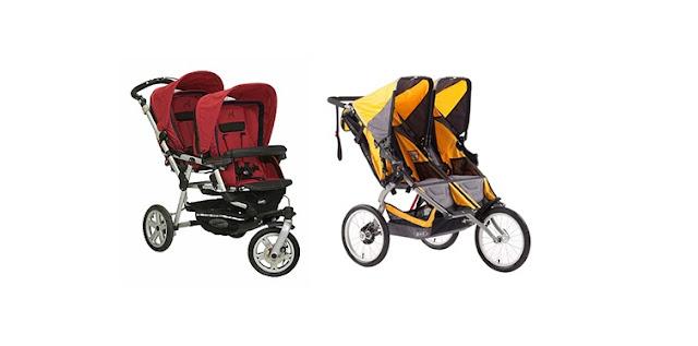 5 jenis stroller bayi dan harganya