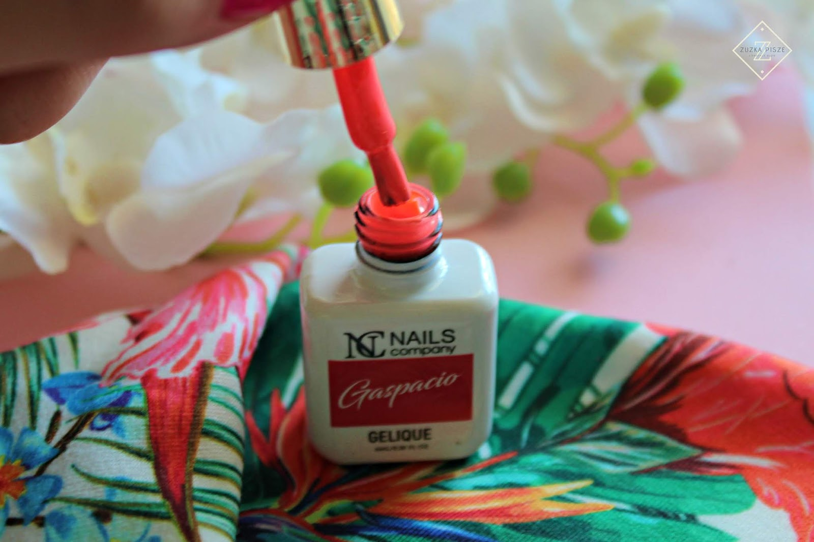 Lakier Hybrydowy Gaspacio NC Nails Company