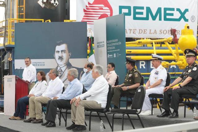 Anuncia PEMEX descubrimiento de campo gigante de petróleo en Tabasco