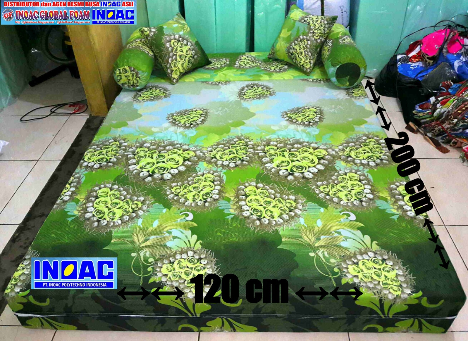 Harga Sofa Bed Inoac No 1 Buy New York Kasur 2019 Distributor Dan Agen Resmi
