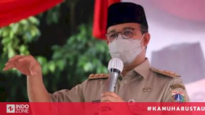 Gubernur DKI Anies Baswedan Pastikan Kendala Online PPDB Sudah Teratasi