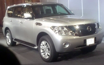 New Nissan Patrol Cars Review and Wallpapers