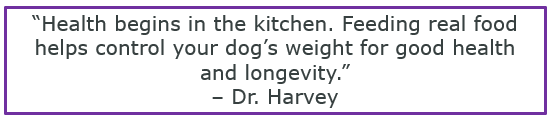 Dr. Harvey's quote