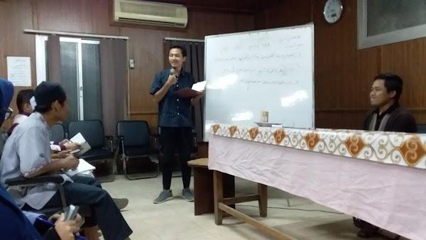 Kelas Terjemah Bu'uts, Hariadi: Terjemah Dapat Memindahkan Pengetahuan dari Bangsa Lain