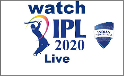 IPL live 2020 Cricket