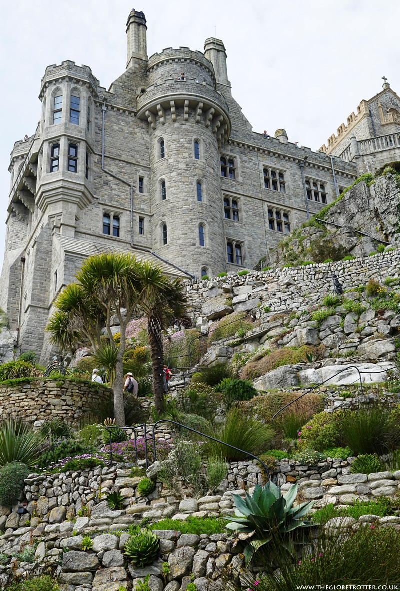 The Gardens at St Michael's Mount