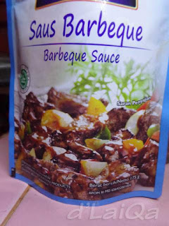 saus barbeque