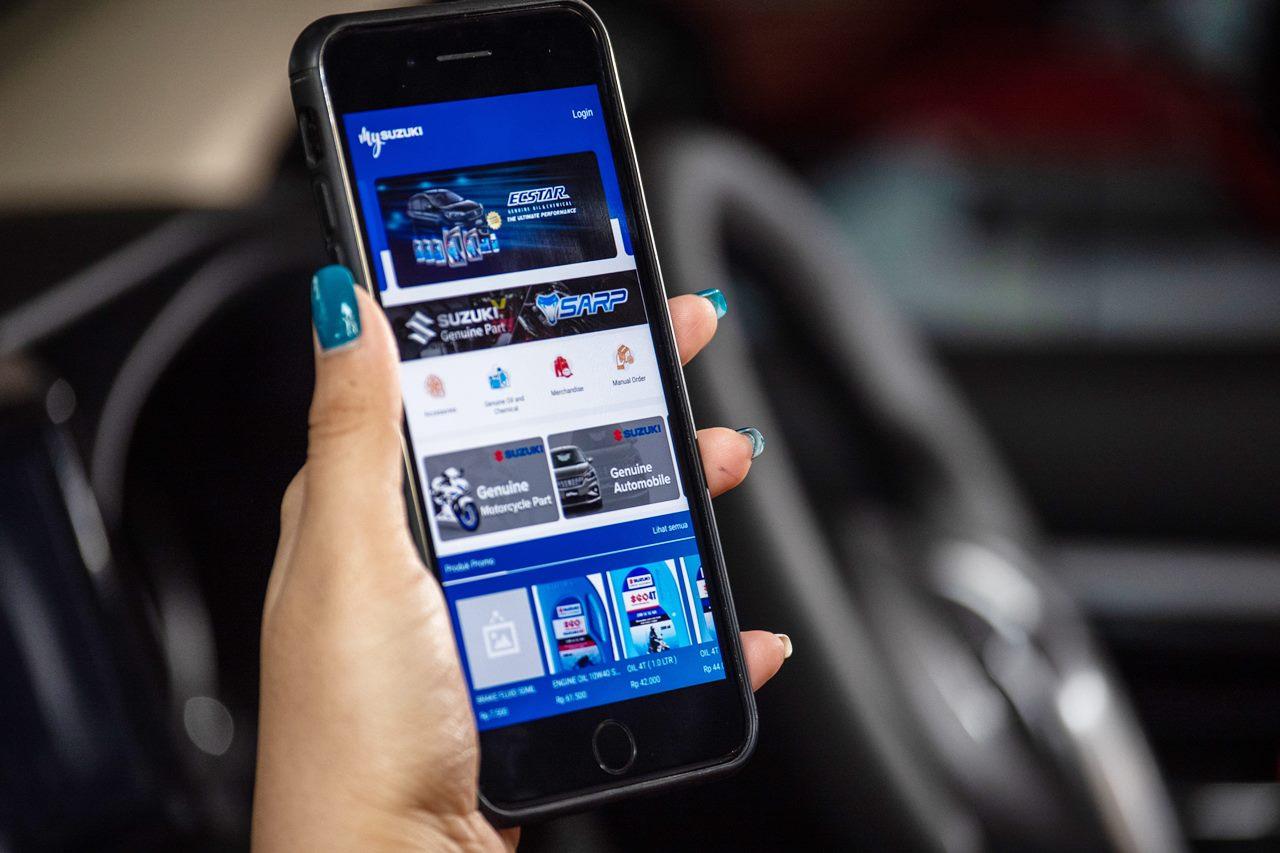 Suzuki Indonesia Beri Diskon Seluruh Produk Suku Cadang
