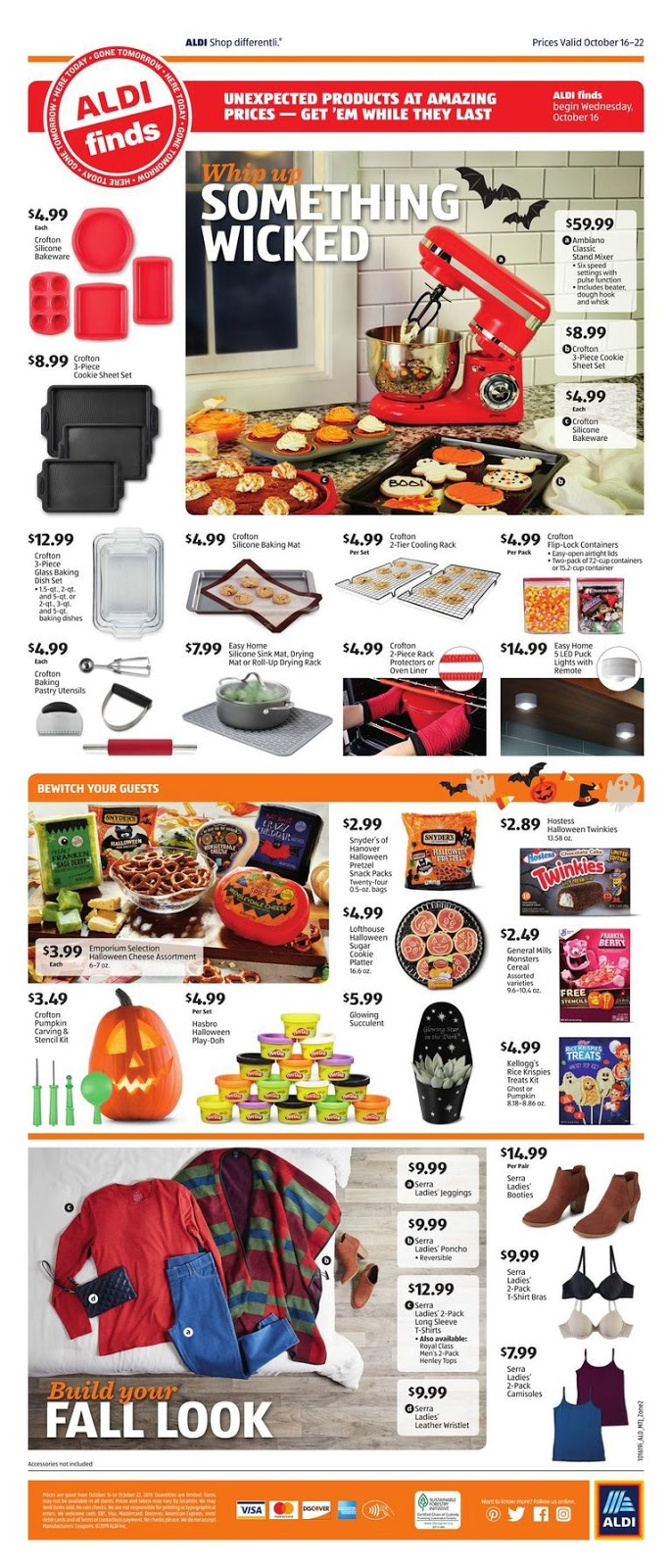 Aldi Ad 10 23 19 10 27 19 For Some And Aldi Ad 10 30 19