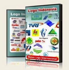 Paket Kumpulan Desain Logo-Logo Indonesia & Internasional