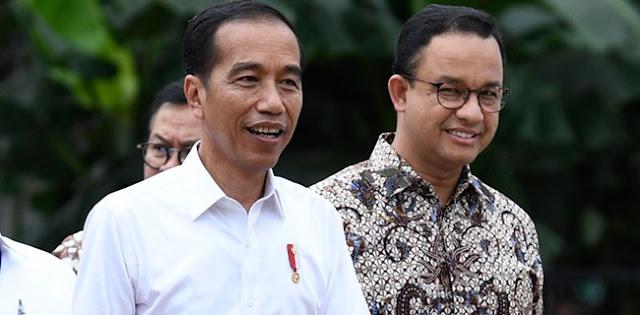 Fahri Hamzah: Mbok Ya Mas Anies Dan Mas Jokowi Jangan Diadu...