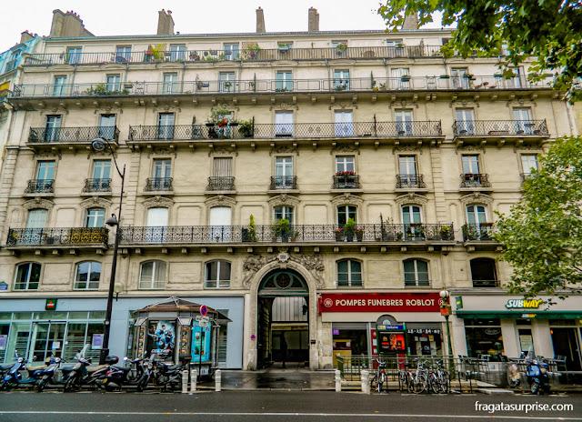 Boulevard Voltaire, Paris