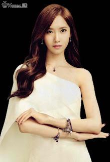 Foto YoonA Girls Generation Terbaru