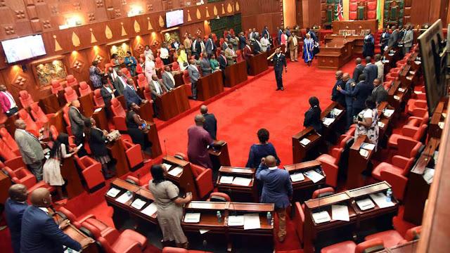 Nairobi county assembly
