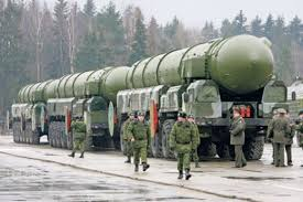 Amenințarea Rusiei !