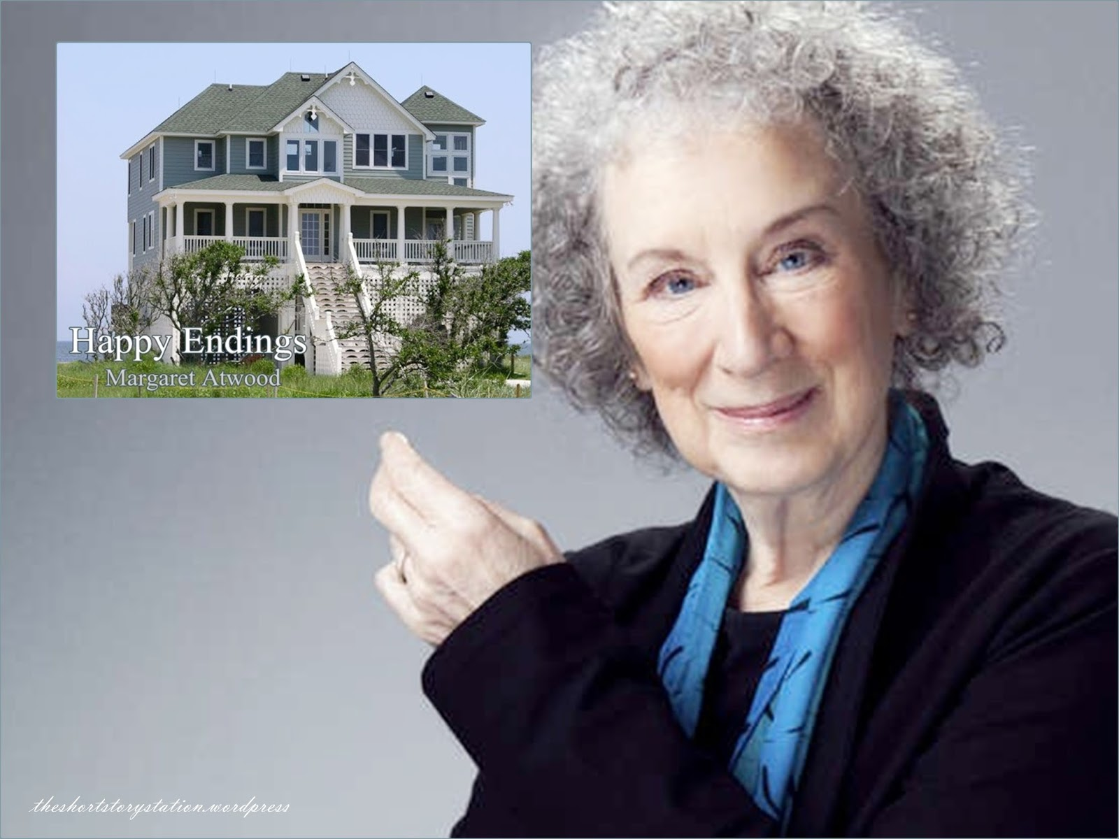 happy ending by margaret atwood essay Review of the relationship of men and women in margaret atwood's short story entitled happy endings .