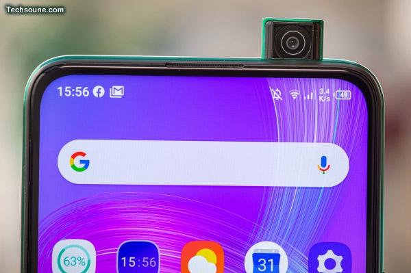 مراجعة Infinix S5 Pro كاميرا سيلفي