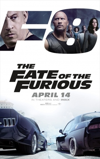 The Fate Of The Furious 2017 English HDTS x264 700MB