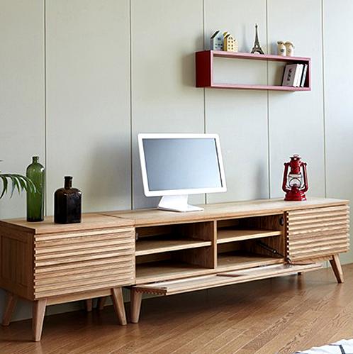Kumpulan Desain Meja dan Rak TV Minimalis Terbaru Yang Elegan 011