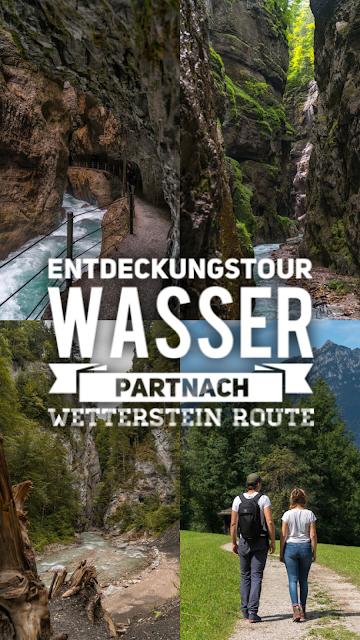 Entdeckungstour Wasser Partnach - Wetterstein Route  Wandern Garmisch-Partenkirchen 20