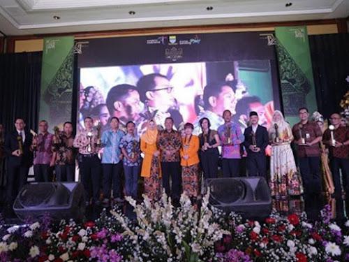Anugerah Pesona Pariwisata Kota Bandung 2018