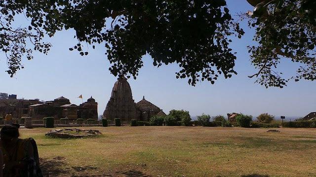 Chittorgarh Fort – A Bygone Sensation of Rajasthan, Jauhar kund