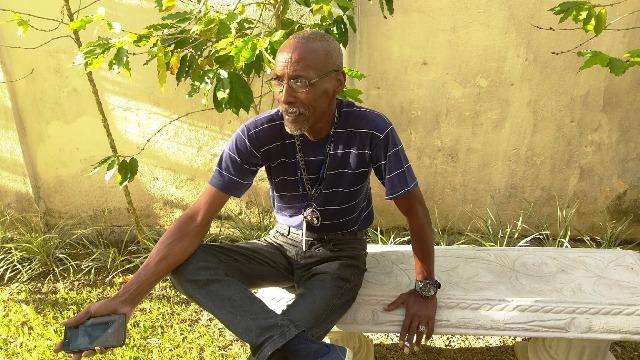 Wilson Pretinho, compositor de jongo