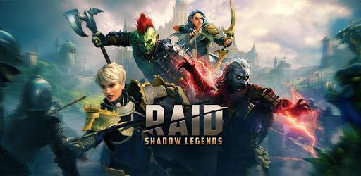 تحميل لعبة Shadow legend